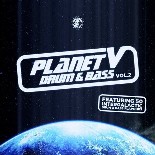 VA - PLANET V: DRUM & BASS, VOL. 2 LP 2016