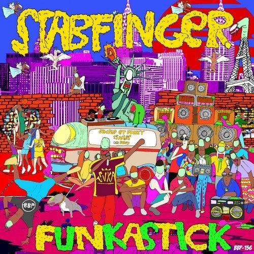 Stabfinger — Funkastick [EP] 2018