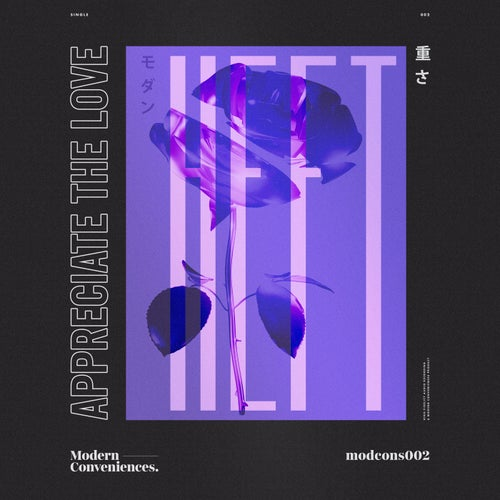 Download Heft - Appreciate The Love (MODCONS002) mp3
