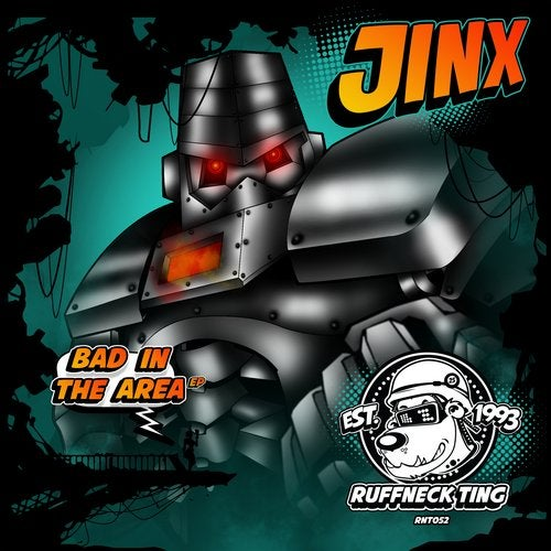 Jinx - Bad In The Area (EP) 2019
