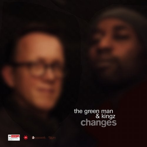 The Green Man, Kingz - Changes (22 Years of Basswerk) (LP) 2019