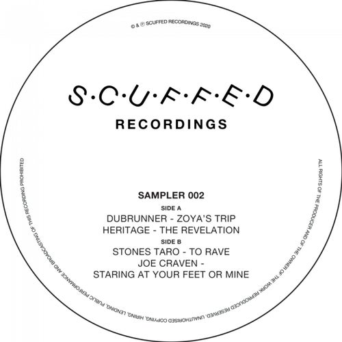 Download VA - Scuffed Sampler 002 (SCUFFWAX003) mp3