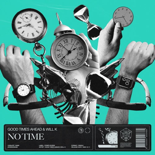 No Time (Extended Mix)