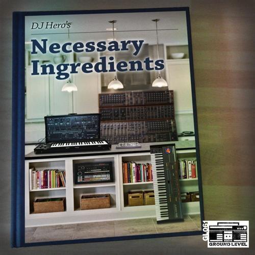 Download DJ HERO - Necessary Ingredients LP (GL061LP) mp3