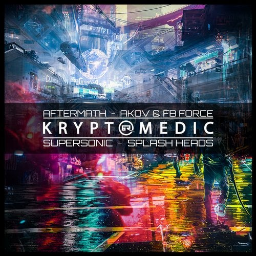 Kryptomedic - Aftermath / Supersonic [EP]