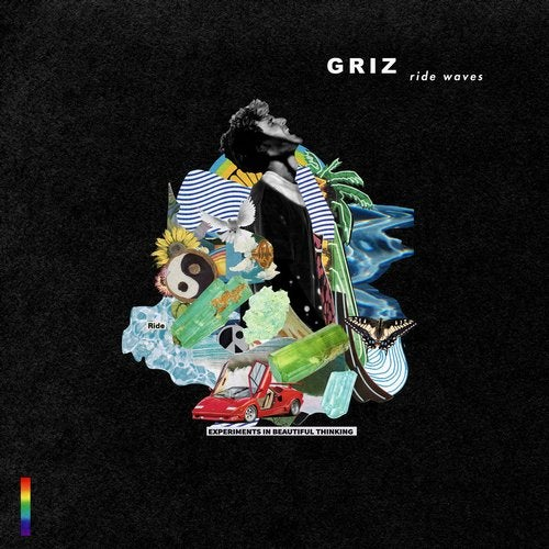 GRiZ - Ride Waves 2019 [LP]