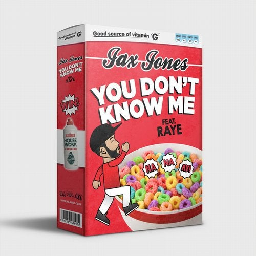 Raye & Jax Jones - You Don't Know Me (Extended Club) [2017]