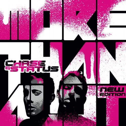 Chase & Status - More Than A Lot (New Edition) 2010 [LP]