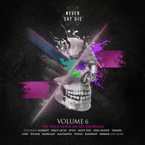 VA - NEVER SAY DIE VOL. 6 [LP] 2018