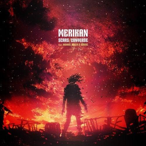Merikan - Scars / Converge [EP] 2018
