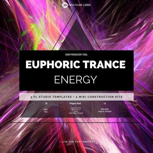 Euphoric Trance Energy [Nano Musik Loops]