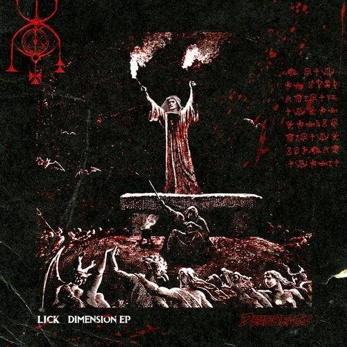 Lick - DIMENSION (EP) 2019