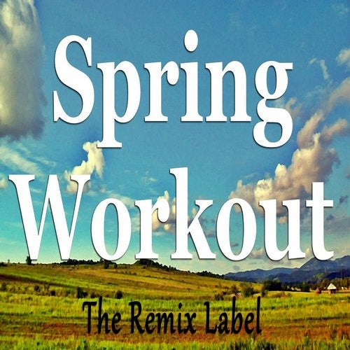 Spring Workout Deep House Music For Aerobic Cardio Workout