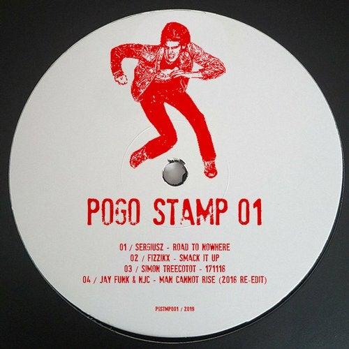 VA - POGO STAMP 01 (EP) 2019