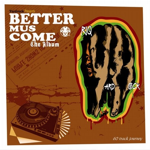 VA — BETTER MUS COME [LP] 2016