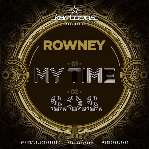 Rowney - My Time 2019 [EP]