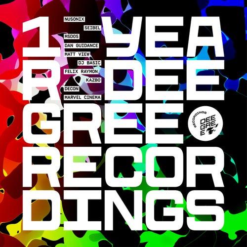 Download VA - 1 YEAR DEEGREE RECORDINGS [DEEGREE007] mp3