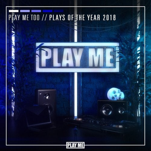 VA - PLAYS OF THE YEAR 2018 (BLUE) (LP) 2018