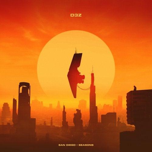 D3Z - San Diego / Seasons (EP) 2019