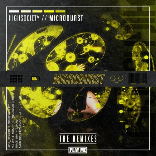 HIGHSOCIETY - Microburst The Remixes (EP) 2019