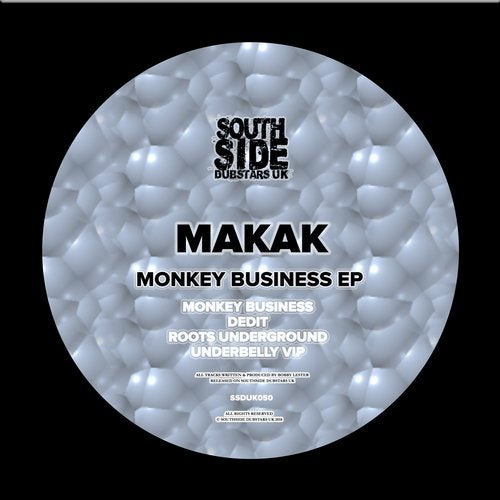 Makak - Monkey Business [EP] 2019