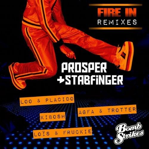 Prosper - Fire in Remix (EP) 2019