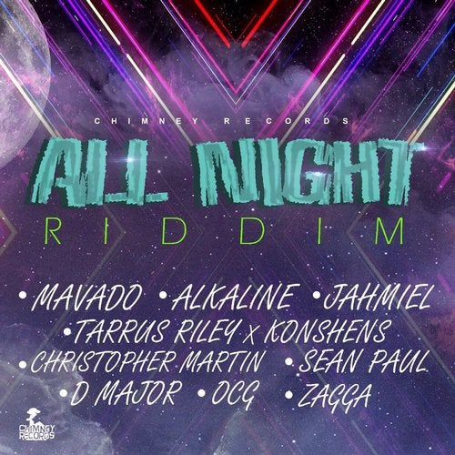All Night Riddim - EP from Chimney Records on Beatport