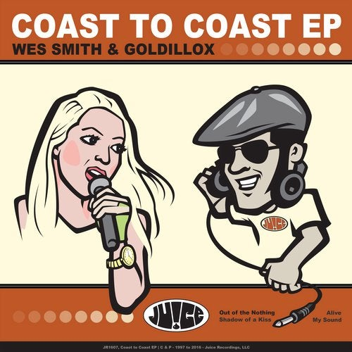 Wes Smith feat. Goldillox - Coast To Coast (EP) 2016