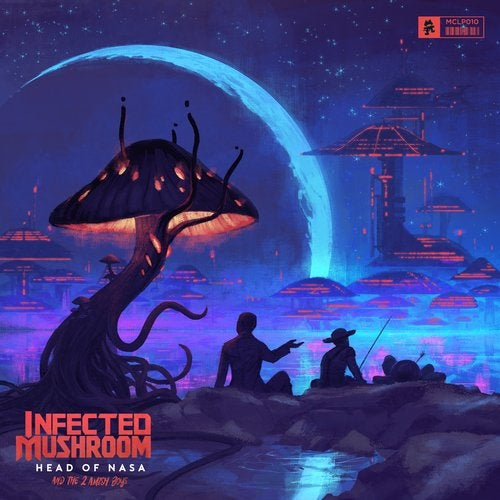 Infected Mushroom - Head of NASA and The 2 Amish Boys [LP] 2018