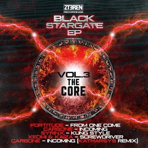 BLACK STARGATE VOLUME 3 THE CORE 2019 [EP]