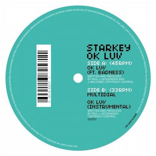 Starkey - Ok Luv (EP) 2009