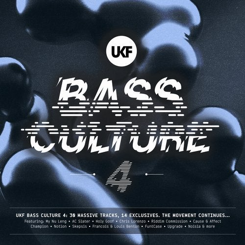 VA — UKF BASS CULTURE 4 (LP) 2018