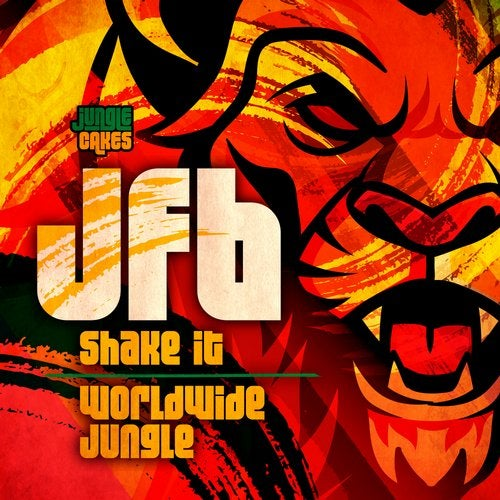JFB - Shake It / Worldwide Jungle (EP) 2019