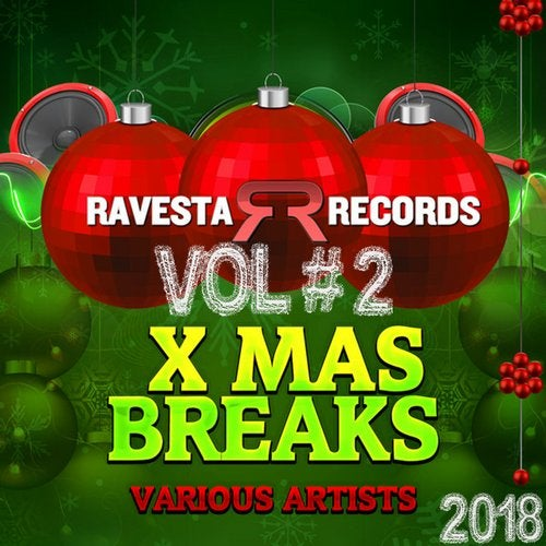 VA - X MAS BREAKS VOL 2 (LP) 2018