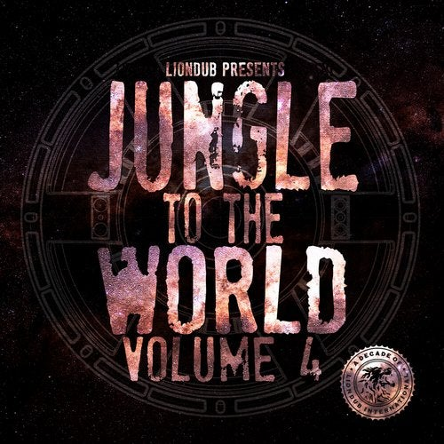 VA — Liondub Presents Jungle To The World Vol. 4 [LP] 2019