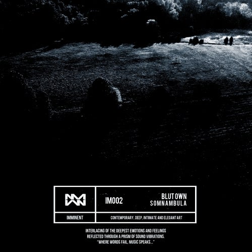 Blut Own - Somnambula [EP] 2018