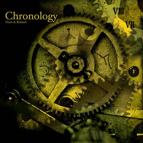 Dom & Roland - Chronology LP 2004