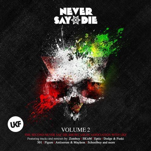 VA - NEVER SAY DIE VOL. 2 (LP) 2013