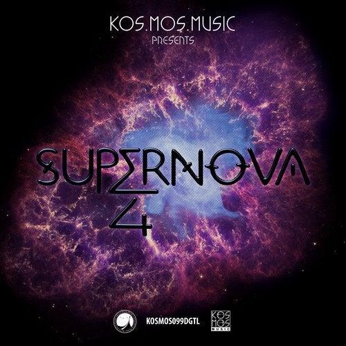 """V/A """"Supernova LP Volume Four"""" [KOSMOS099DGTL]"""