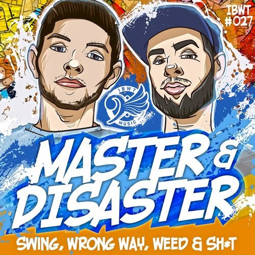 Master, Disaster — Master and Disaster (EP) 2018