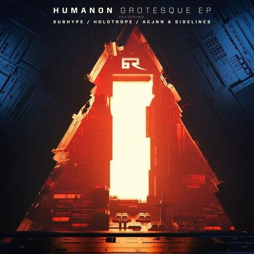 Humanon - Grotesque (EP) 2018