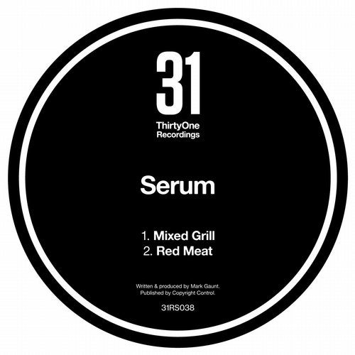 Serum - Mixed Grill / Red Meat (EP) 2019