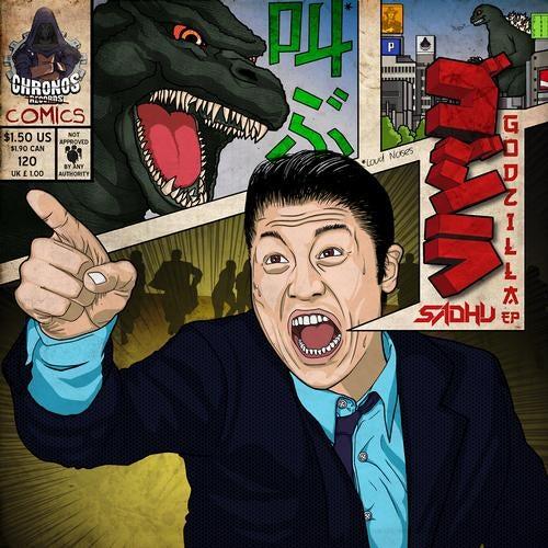 Sadhu - Godzilla 2013 [EP]