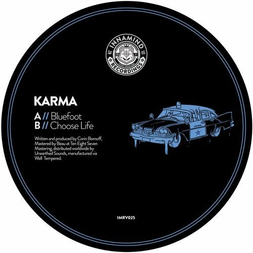 Karma - Bluefoot / Choose Life [EP] 2018