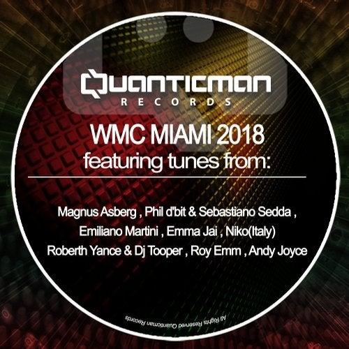 WMC MIAMI 2018 [Quanticman Records] :: Beatport
