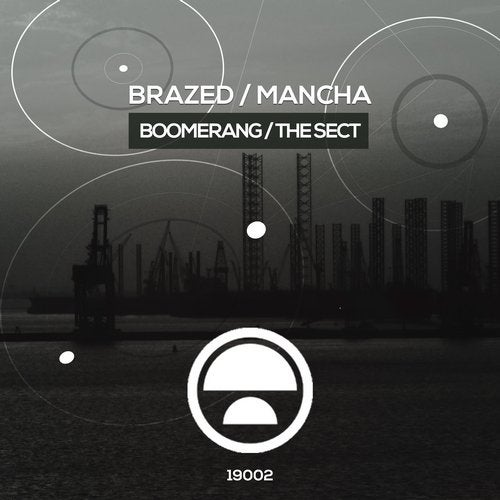 Brazed, Mancha - Boomerang / The Sect (EP) 2019