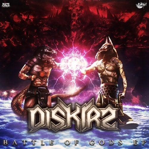 Diskirz - Battle Of Gods EP