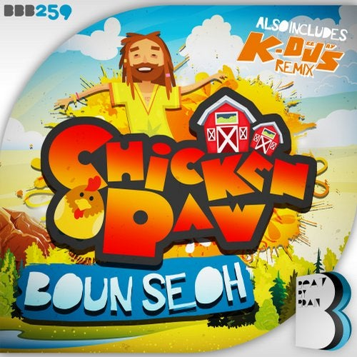 Chicken Paw - Boun Seoh (EP) 2018