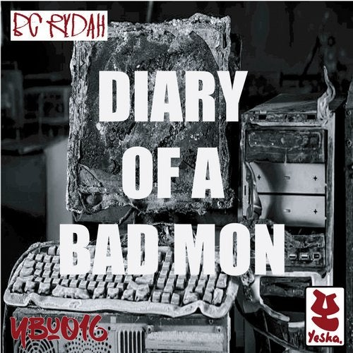 BC Rydah - Diary Of A Bad Mon LP