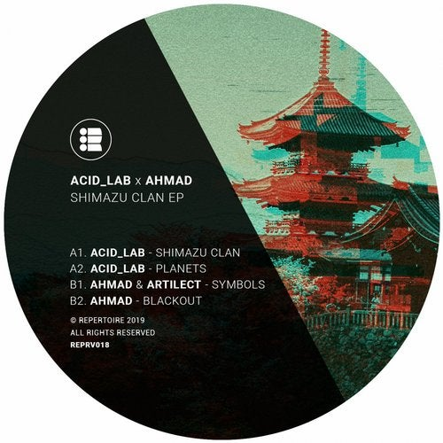 Acid Lab. Ahmad. Artilect. Akinsa - Shimazu Clan (EP) 2019